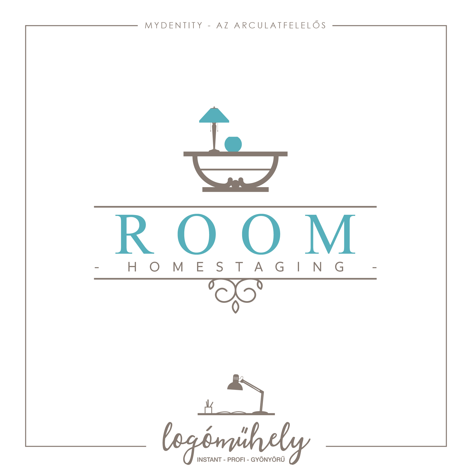 room homestaging logo